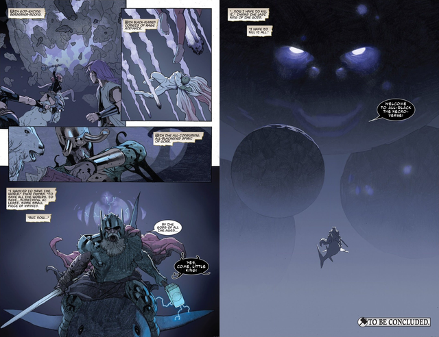 Marvel Comics: Gorr - Kẻ Sát Thần bao phủ cả vũ trụ như Zamasu trong Dragon Ball? - Ảnh 11.