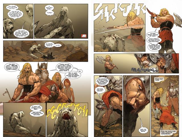 Marvel Comics: Gorr - Kẻ Sát Thần bao phủ cả vũ trụ như Zamasu trong Dragon Ball? - Ảnh 9.