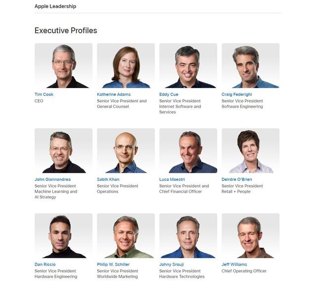 Apple gỡ ảnh và thông tin về Jony Ive trên trang web, thời đại 27 năm đã chính thức chấm dứt - Ảnh 2.