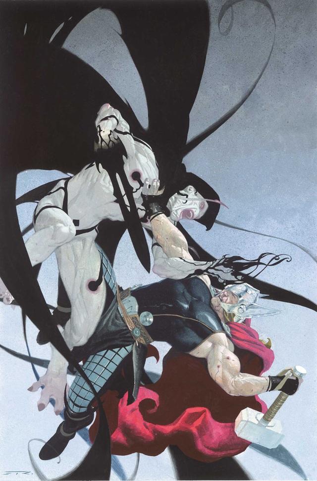 Marvel Comics: Gorr - Kẻ Sát Thần bao phủ cả vũ trụ như Zamasu trong Dragon Ball? - Ảnh 1.