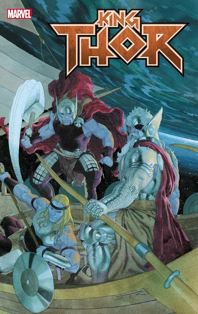 Marvel Comics: Gorr - Kẻ Sát Thần bao phủ cả vũ trụ như Zamasu trong Dragon Ball? - Ảnh 14.