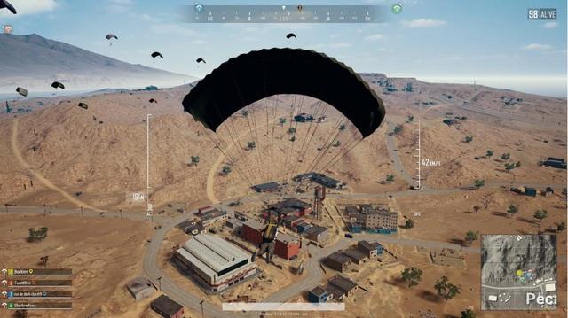 PUBG: Trước khi nghĩ tới việc sống sót, nhảy dù là kỹ năng cần phải biết đối với mọi game thủ - Ảnh 2.