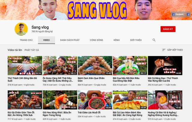 Youtuber nghị lực nhất Việt Nam: ở nhà tre nứa, làm phụ hồ nhưng vẫn gây dựng được channel ẩm thực hơn 760k subscribers - Ảnh 1.