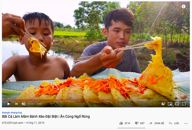 Youtuber nghị lực nhất Việt Nam: ở nhà tre nứa, làm phụ hồ nhưng vẫn gây dựng được channel ẩm thực hơn 760k subscribers - Ảnh 22.