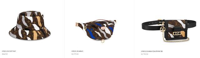 Louis Vuitton ra mắt loạt sản phẩm thời trang kết hợp với LMHT – có sản phẩm lên tới 166 triệu VNĐ - Ảnh 2.
