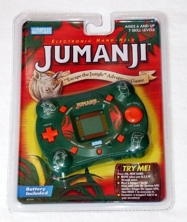 Jumanji đã chuyển mình từ phim ra game như thế nào? - Ảnh 8.