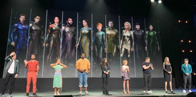 Marvel hé lộ tạo hình chính thức của Eternals, tuyên bố đây sẽ là phần phim tái định nghĩa lại MCU trong tương lai - Ảnh 2.