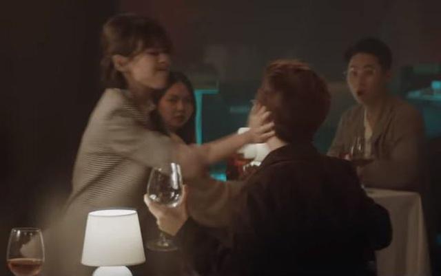 Ra mắt MV mới, ViruSs khoe có cảnh nhậu được Hậu Hoàng, dân tình chỉ thấy anh bị ăn tát sấp mặt - Ảnh 4.