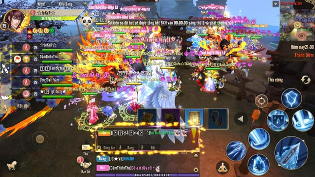 Thiên Hạ Đệ Nhất Bang - Bang Hội Đại Chiến: Giải đấu liên server lớn nhất đỉnh Thục Sơn chính thức khai hỏa, thưởng lớn chưa từng có - Ảnh 7.