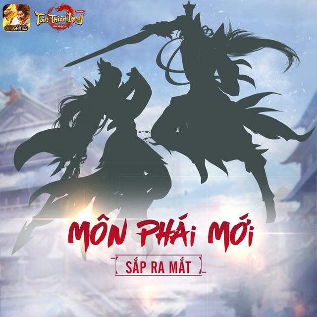 """Tân Thiên Long Mobile VNG chuẩn bị ra mắt phiên bản mới trong tháng 12? Hàng loạt sao Việt nô nức """"gia nhập giang hồ kiếm hiệp - Ảnh 2."""