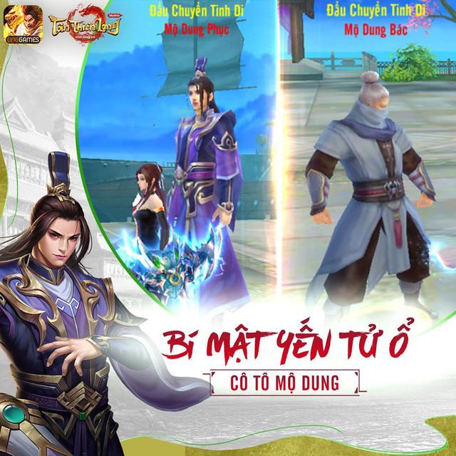 """Tân Thiên Long Mobile VNG chuẩn bị ra mắt phiên bản mới trong tháng 12? Hàng loạt sao Việt nô nức """"gia nhập giang hồ kiếm hiệp - Ảnh 3."""