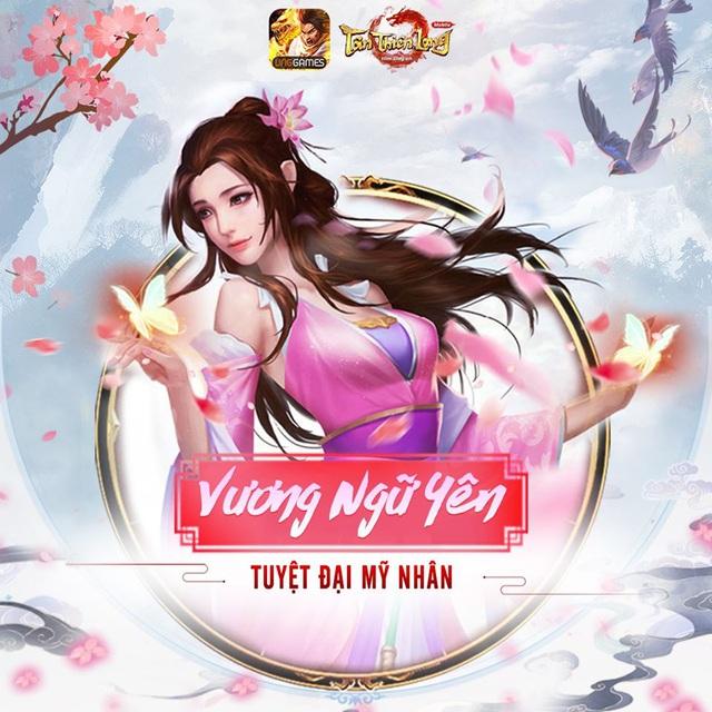 """Tân Thiên Long Mobile VNG chuẩn bị ra mắt phiên bản mới trong tháng 12? Hàng loạt sao Việt nô nức """"gia nhập giang hồ kiếm hiệp - Ảnh 4."""