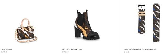 Louis Vuitton ra mắt loạt sản phẩm thời trang kết hợp với LMHT – có sản phẩm lên tới 166 triệu VNĐ - Ảnh 11.