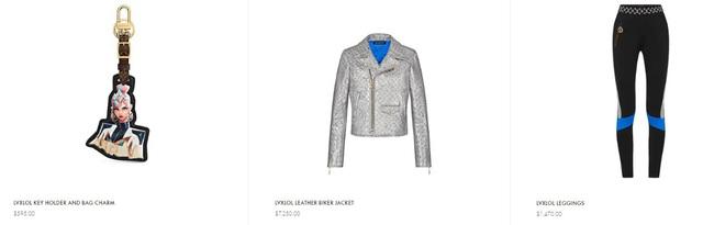 Louis Vuitton ra mắt loạt sản phẩm thời trang kết hợp với LMHT – có sản phẩm lên tới 166 triệu VNĐ - Ảnh 4.