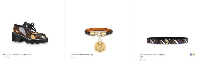 Louis Vuitton ra mắt loạt sản phẩm thời trang kết hợp với LMHT – có sản phẩm lên tới 166 triệu VNĐ - Ảnh 6.