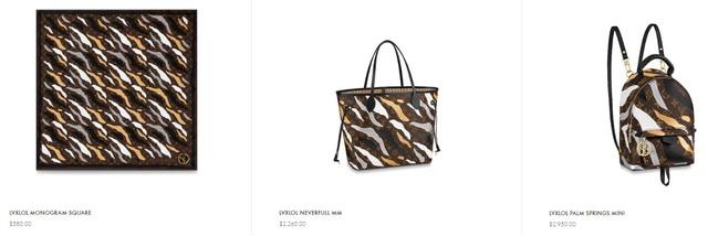 Louis Vuitton ra mắt loạt sản phẩm thời trang kết hợp với LMHT – có sản phẩm lên tới 166 triệu VNĐ - Ảnh 8.