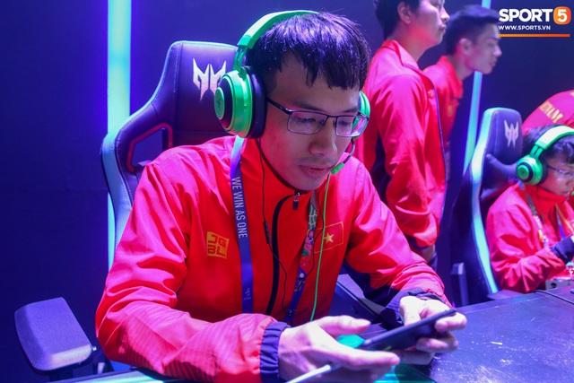 Đội tuyển quốc gia Mobile Legends: Bang Bang Việt Nam kết thúc hành trình SEA Games 30 - Xuất sắc lọt Top 4 đội mạnh nhất - Ảnh 9.