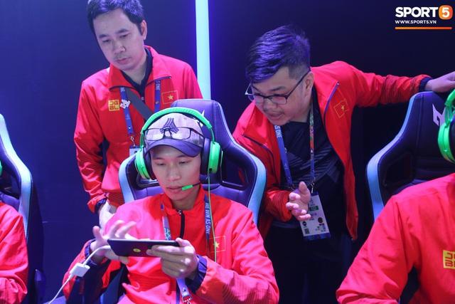 Đội tuyển quốc gia Mobile Legends: Bang Bang Việt Nam kết thúc hành trình SEA Games 30 - Xuất sắc lọt Top 4 đội mạnh nhất - Ảnh 10.
