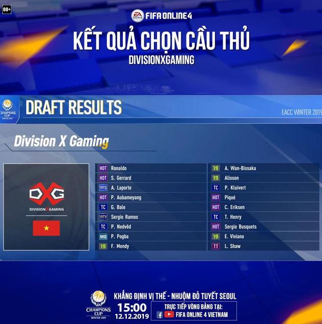 Bóng đá Việt Nam thắng lớn, và sẽ tiếp tục giành vinh quang tại giải thể thao điện tử FIFA Online 4 Châu Á tại Hàn Quốc tháng 12 này - Ảnh 2.