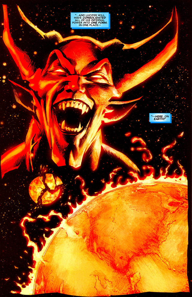 Top 10 con quỷ hùng mạnh trong vũ trụ Marvel (P. 2) - Ảnh 9.