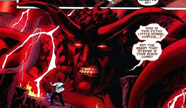 Top 10 con quỷ hùng mạnh trong vũ trụ Marvel (P. 2) - Ảnh 10.