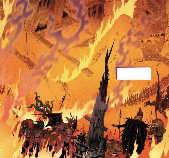 Top 10 con quỷ hùng mạnh trong vũ trụ Marvel (P. 2) - Ảnh 12.