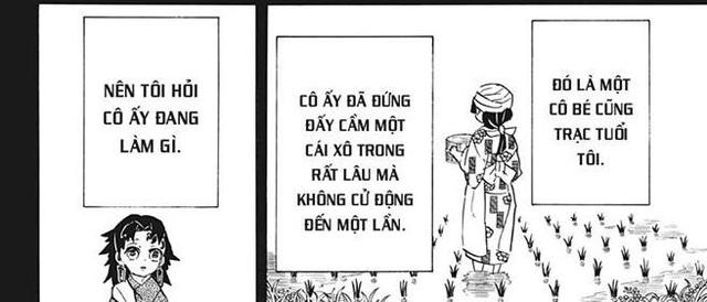 Kimetsu no Yaiba: Thì ra không chỉ thiên hạ vô địch về kiếm pháp, huyền thoại Yoriichi còn là một bậc thầy tán gái - Ảnh 4.