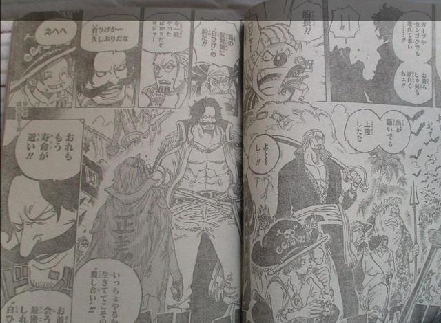 Spoiler One Piece 965: Roger xuất hiện và lên kế hoạch giết Râu Trắng... vì biết mình chẳng sống được lâu nữa - Ảnh 2.