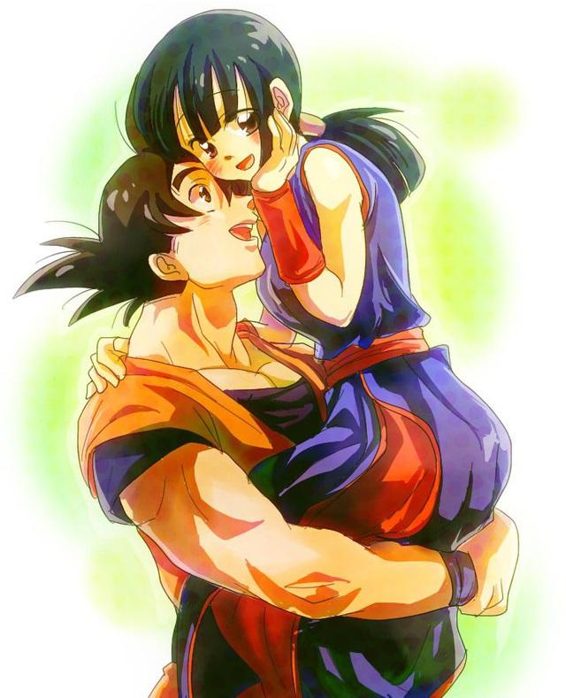 Ngắm loạt fan art mùi mẫn, sướt mướt của các cặp đôi nổi tiếng trong Dragon Ball chỉ thèm có gấu ngay - Ảnh 13.