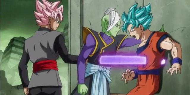 Dragon Ball: 10 lần lâm vào cửa tử nhưng thánh may Goku vẫn sống khỏe mạnh (P.2) - Ảnh 1.