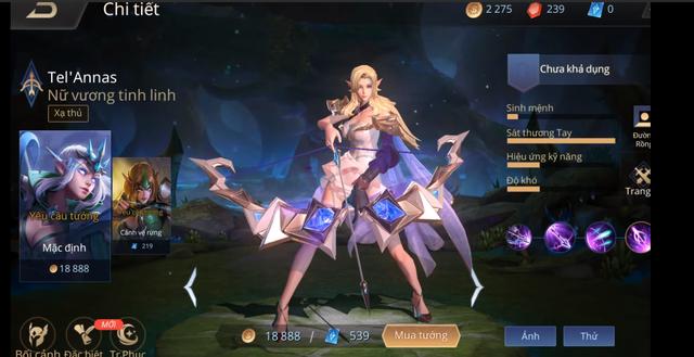 Liên Quân Mobile: Game thủ mong Garena tặng FREE nốt 3 skin Dạ Hội của Ryoma, TelAnnas và Alice - Ảnh 5.
