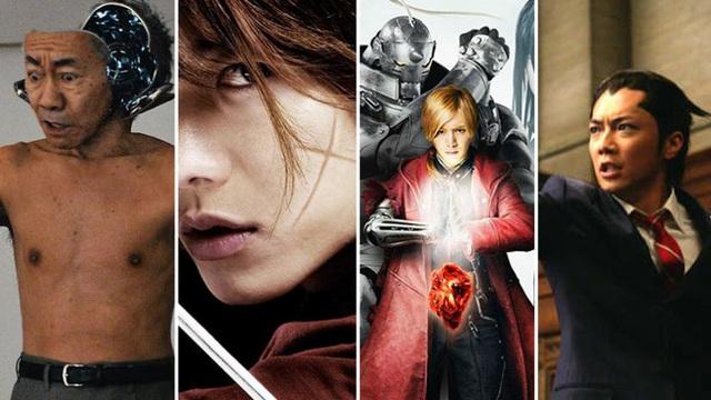 Tại sao lại nhiều tác phẩm live action chuyển thể từ anime có chất lượng thấp đến như vậy? (P.1) - Ảnh 1.