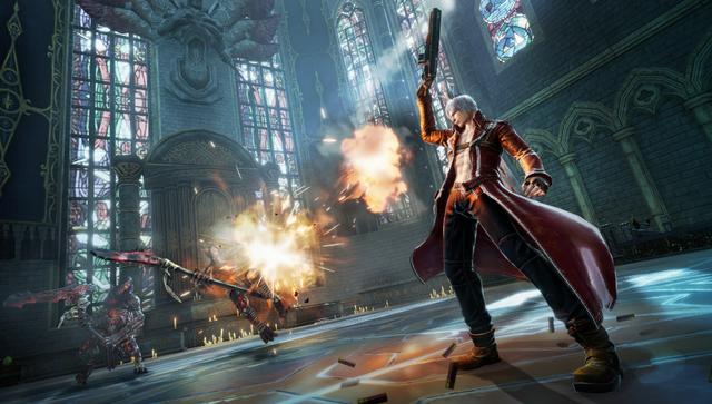 Devil May Cry Mobile tung trailer hành động chặt chém mãn nhãn của nhân vật Dante - Ảnh 1.