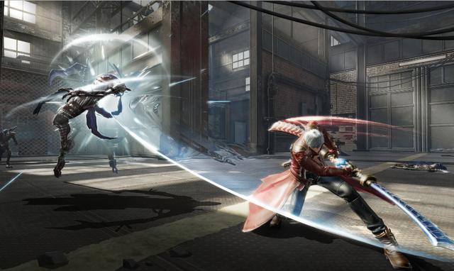 Devil May Cry Mobile tung trailer hành động chặt chém mãn nhãn của nhân vật Dante - Ảnh 2.