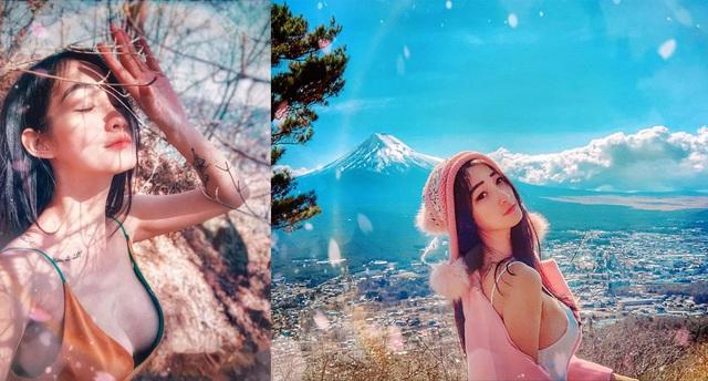 Rụng tim trước bản cover cực ngọt của nàng hot girl xinh chuẩn gái Hàn: Đã sexy lại còn hát hay, ai mà chịu cho nổi! - Ảnh 4.