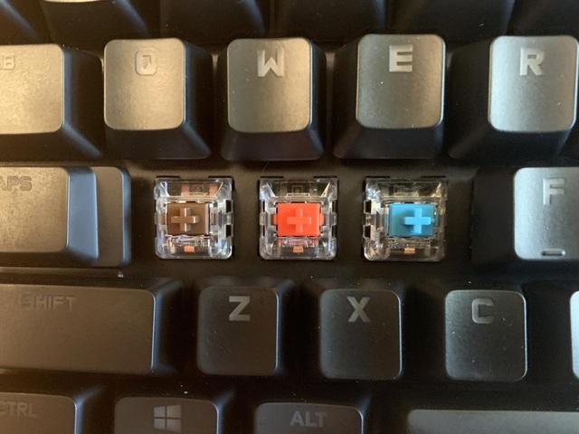 Đánh giá Logitech G Pro X: Tuyệt đỉnh bàn phím cơ, thay switch dễ dàng hơn bao giờ hết - Ảnh 3.