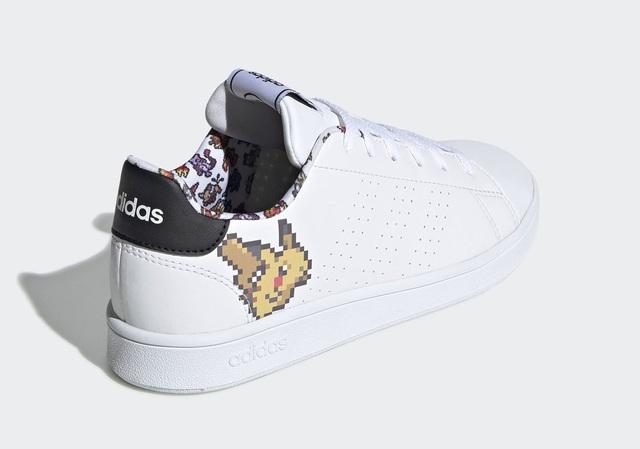 Adidas lại khiến fan Pokemon chết mệt với đôi sneaker pikachu 8bit chất lừ - Ảnh 1.