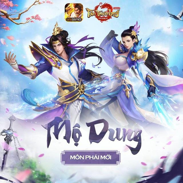 Cộng đồng Tân Thiên Long Mobile VNG hào hứng đón phiên bản mới Hoa Khai Mộ Dung với hàng loạt sự kiện hấp dẫn - Ảnh 2.