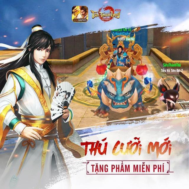 Cộng đồng Tân Thiên Long Mobile VNG hào hứng đón phiên bản mới Hoa Khai Mộ Dung với hàng loạt sự kiện hấp dẫn - Ảnh 4.