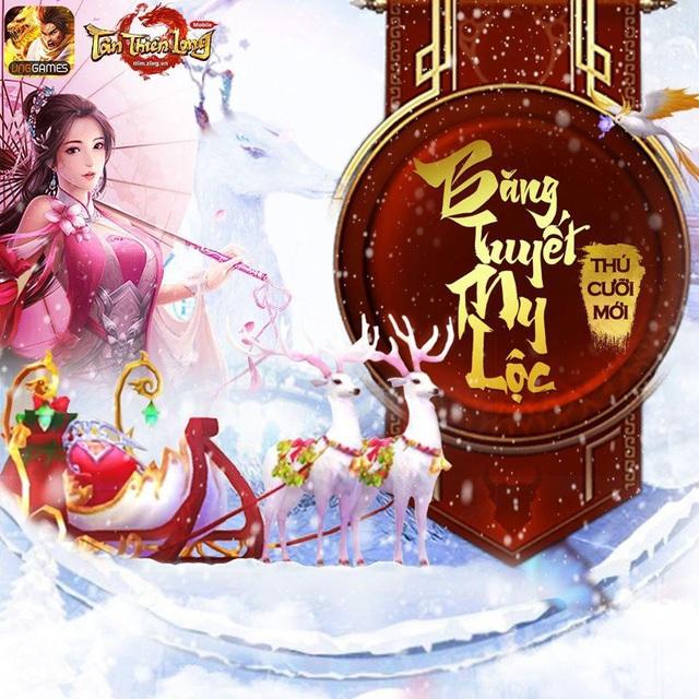 Cộng đồng Tân Thiên Long Mobile VNG hào hứng đón phiên bản mới Hoa Khai Mộ Dung với hàng loạt sự kiện hấp dẫn - Ảnh 5.