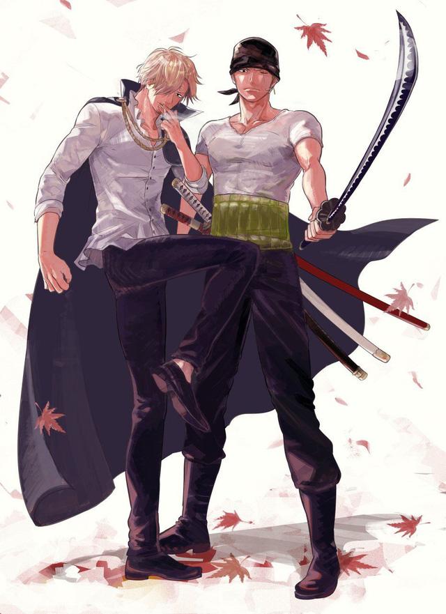 One Piece: Chán cà khịa, bộ đôi quái vật của băng Mũ Rơm bất ngờ anh anh em em - Ảnh 3.