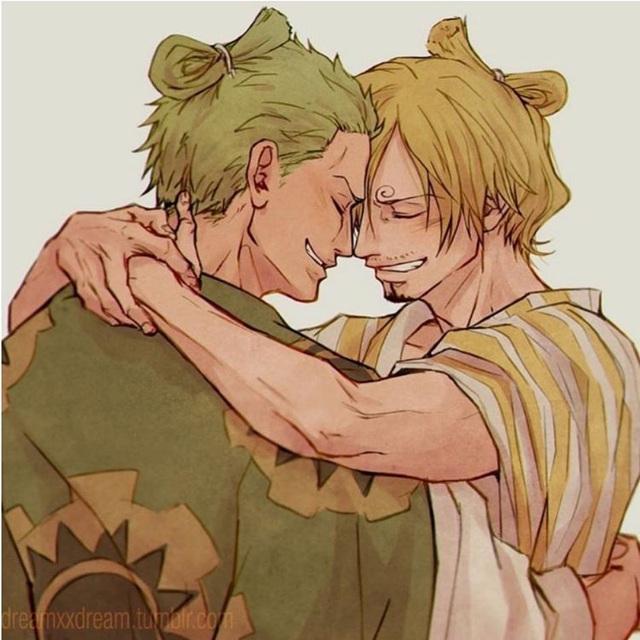 One Piece: Chán cà khịa, bộ đôi quái vật của băng Mũ Rơm bất ngờ anh anh em em - Ảnh 9.