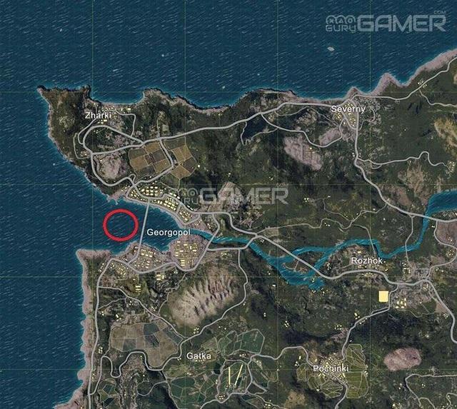 Có thể game thủ chưa biết, bản cập nhật PUBG Mobile 0.16.0 mới thêm một hòn đảo bí mật cho map Erangel - Ảnh 2.