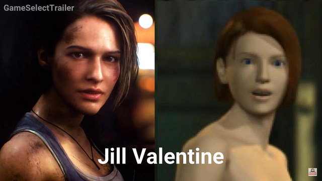 Sau 20 năm, nhân vật và đồ họa của phiên bản Resident Evil 3 Remake đã thay đổi như thế nào với bản gốc? - Ảnh 1.