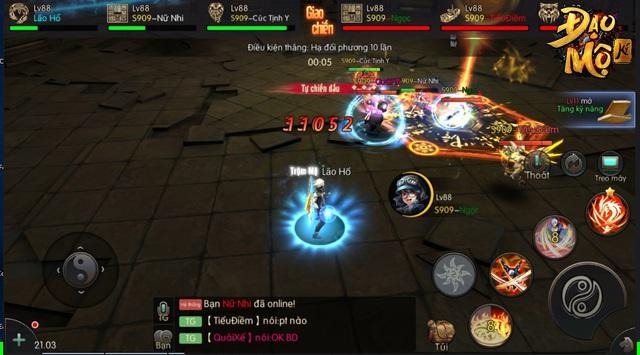 Bom tấn nhập vai phiêu lưu khảo cổ Đạo Mộ Ký Mobile đã sẵn sàng ra mắt cuối tháng 12 năm nay - Ảnh 7.