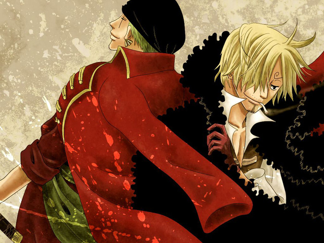 One Piece: Chán cà khịa, bộ đôi quái vật của băng Mũ Rơm bất ngờ anh anh em em - Ảnh 8.