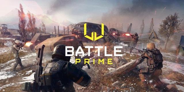 Battle Prime - Game mobile đồ họa đỉnh nhất nhì thế giới đã chính thức phát hành - Ảnh 1.