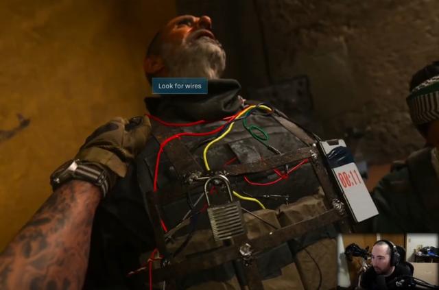Stream mù màu chơi Call of Duty và màn chơi gỡ bom đầy bi thảm - Ảnh 1.