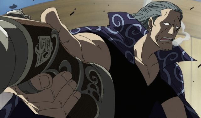One Piece: Trong băng Tóc Đỏ, bên cạnh Shanks thì đây là 4 nhân vật mà sức mạnh của họ vẫn còn là một ẩn số - Ảnh 2.
