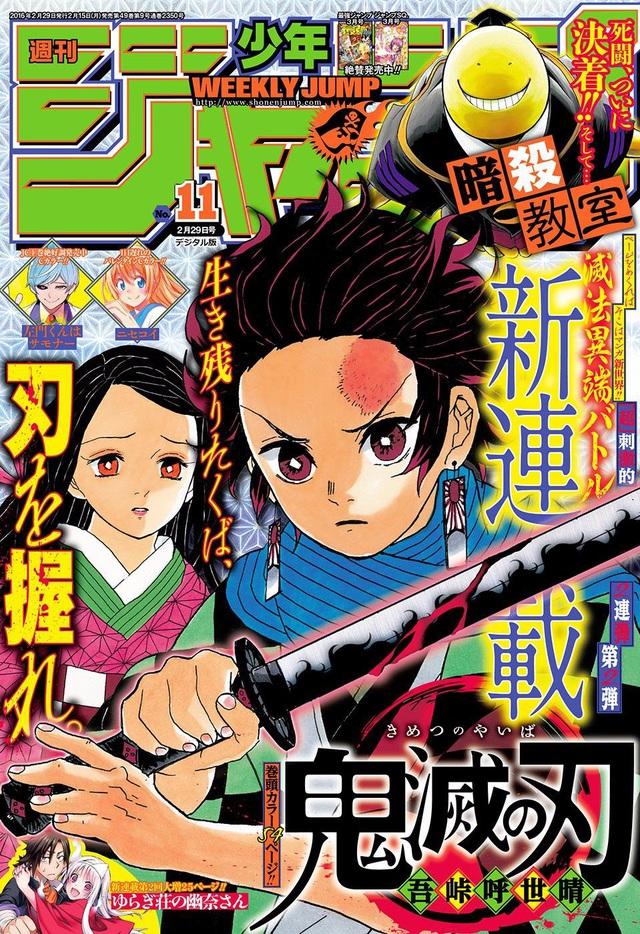 Nhìn lại chặng đường 3 năm trước của Kimetsu no Yaiba, liệu có phải tất cả danh tiếng của bộ truyện này đều chỉ nhờ vào anime? - Ảnh 2.